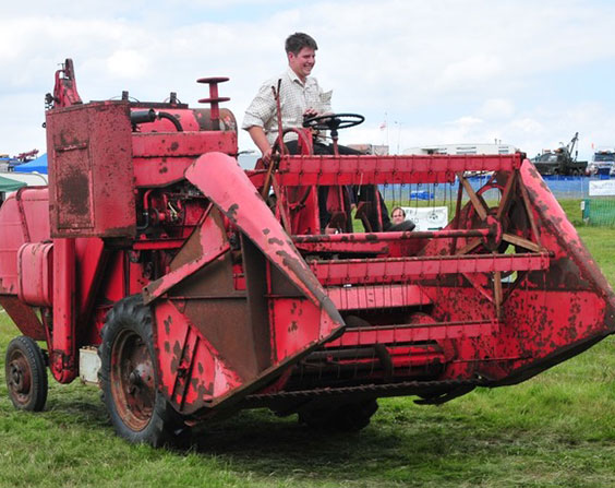 Farm Machinery Events
