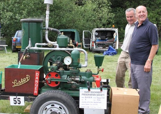 Farm Machinery Preservation Society - Meetings and Events