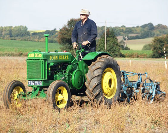 FMPS - Farm Machinery Preservation Society