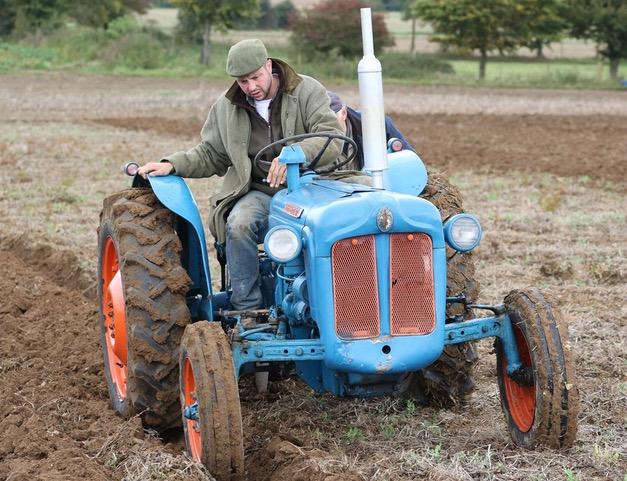 Farm Machinery Preservation Society